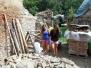 Místnost 2 -vyklizení kamenů 27.8.2015 - NADĚJE  Vizovice