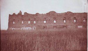 Janův hrad před 1900